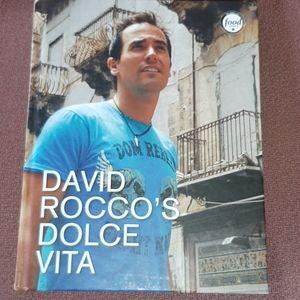 David Roccos Dolce Vita Cookbook